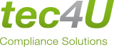 tec4U-Solutions: Material Compliance Beratung, Academy, Service & Software Logo