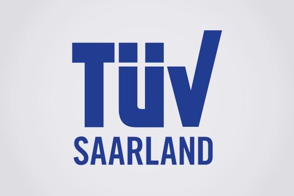 Logo TÜV Saarland